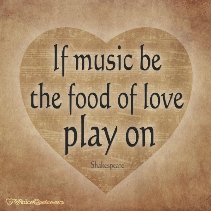 Love quote from shakespeare