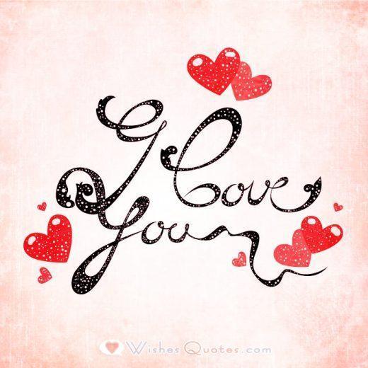 I Love You Card 04