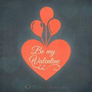 Be My Valentine Card 5