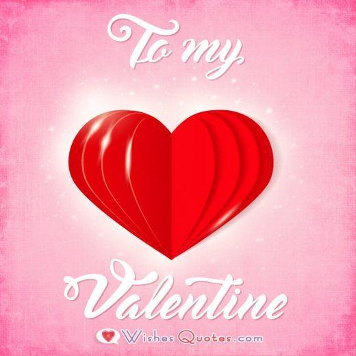 to-my-valentine-card