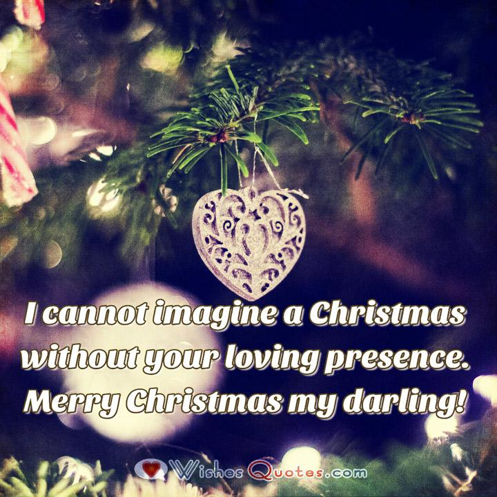Captivating Christmas Love Message