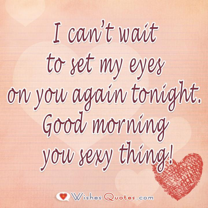 Sweet Good Morning Messages for Her - LoveWishesQuotes