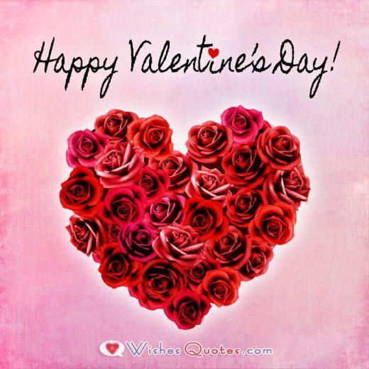 Valentines Day Love Quotes For Her Endearing Valentine's Day Archives  Lovewishesquotes