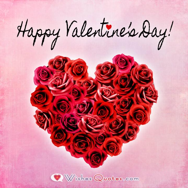 Valentine\'s Day Messages for Her – By LoveWishesQuotes