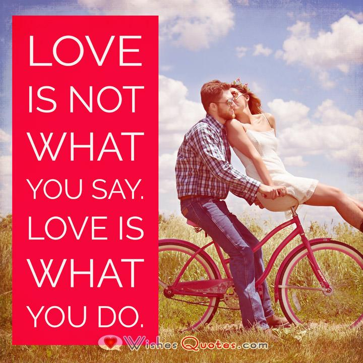 Expressing Love Quotes: Keep The Love Alive: 10 Simple Gestures To Keep It Going