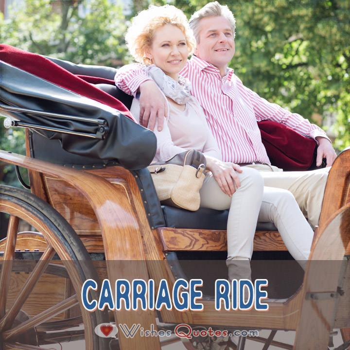 First Date Ideas Carriage Ride