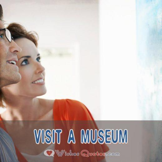 Visit A Museum First Date Ideas