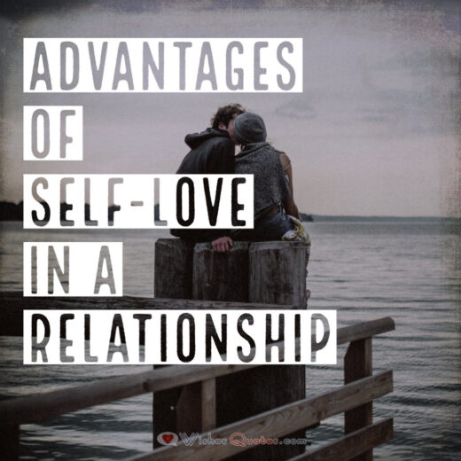 Self Love In A Relationship